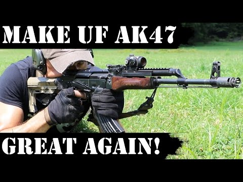 Make Underfolder AK Great Again! Tune up options for Underfolders!