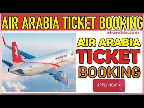 how-to-create-air-arabia-pnr-booking-reservation-in-air-arabia-air-arabia-booking-urdu