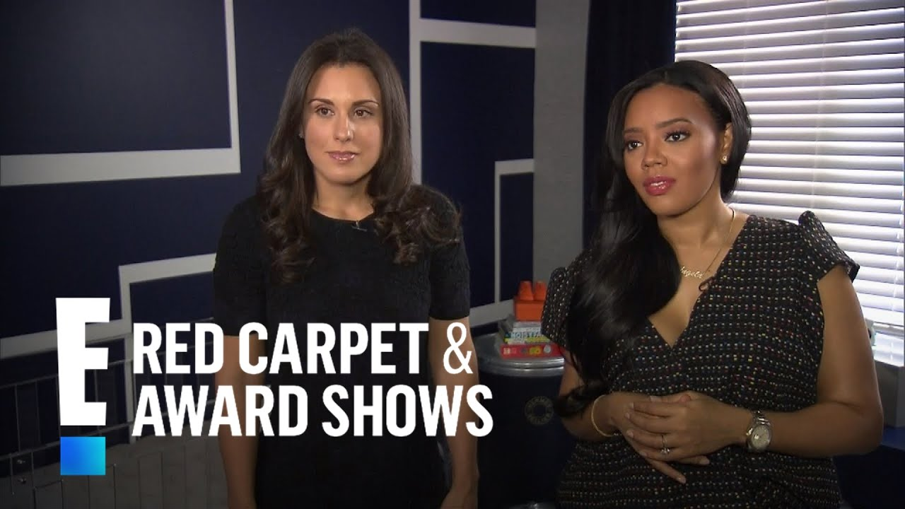 Angela Simmons Shows Off the Lavish Crib for Baby Sutton | E! Live from the  Red Carpet