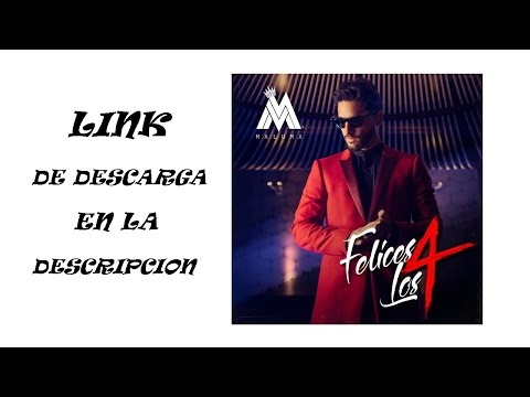 Maluma - Felices los 4 mp3 Download Link