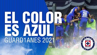 El Color es AZUL l Fase Regular GUARD1ANES 2021.