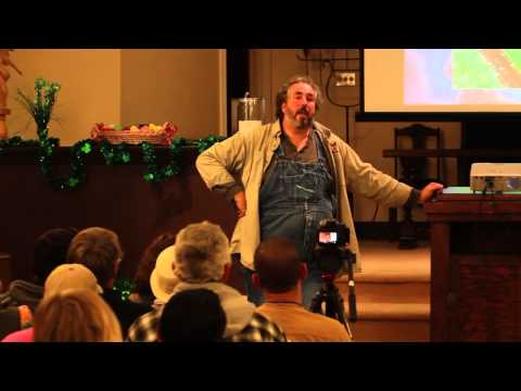 Permaculture Keynote - S. California Permaculture Convergence - Paul Wheaton