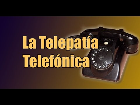 La Telepatía Telefónica