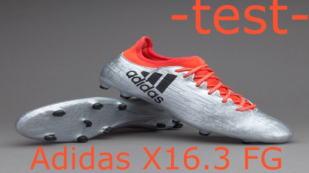 detailed look 0b9ce 952d3 TEST BALE S ADIDAS X16.3 FG NEW MATTIA S BOOTS! - YouTube