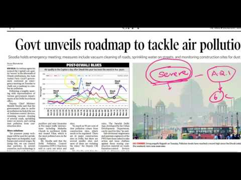 SVR IAS Academy - |www.comeonindia.com| - THE HINDU Newspaper Analysis - 02-11-2016
