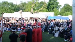 2014 Londra Turk Kültür Festivali Mehteran Allahu Ekber! -2014 London Turkish Fest