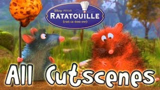 Ratatouille All Cutscenes | Full Game Movie (Wii, PS2, PC, Gamecube)