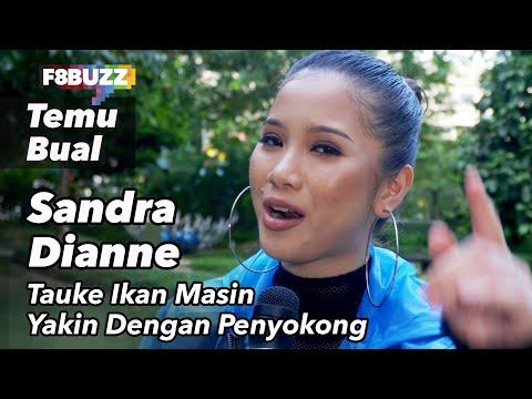Sandra Dianne Tauke Ikan Masin Yakin Dengan Sokongan Orang Kampung • Big Stage 2020