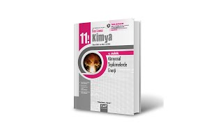 Çap Yayınları - AL - 11.Sınıf Kimya 4.Fasikülü - 06-Bağ Enerjisi Yardımıyla Entalpi Hesaplanması