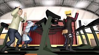 【 MMD x Boruto : Naruto Next Generations 】『 Here It Goes Again 』