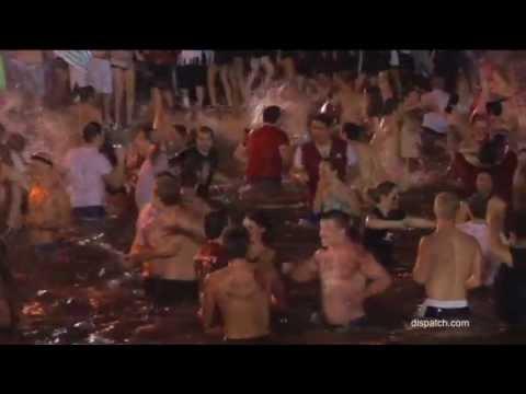 2011 Mirror Lake Jump and Mud Party