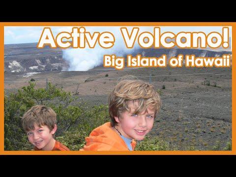 Big Island Hawaii For Kids