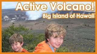 Big Island Hawaii For Kids
