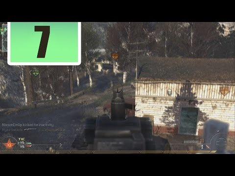 CALL OF DUTY: MODERN WARFARE 2 - Road To Prestige - #7 - LAGGED OUT