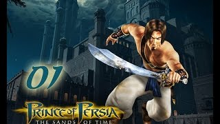 Prince of Persia: The Sands of Time PC (Steam) 100% Walkthrough 01 (The Maharaja