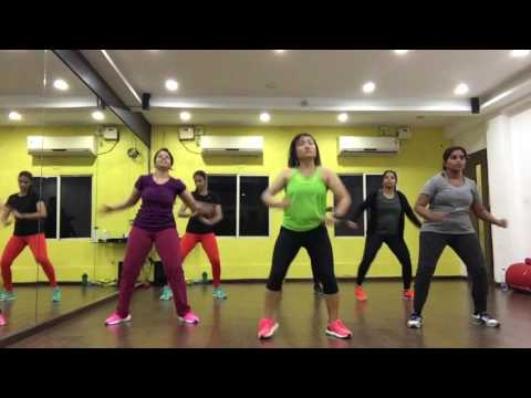 Shamur | Let the music play | zumba class