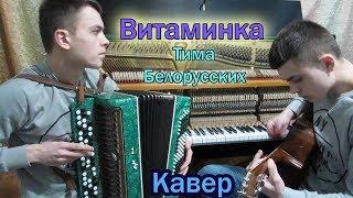 Тима Белорусских - Витаминка-Кавер на Народных Инструментах