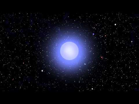 Two Dying Stars Reborn as One