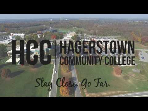 Hagerstown Community College's Campus | 2016