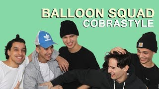 ♥ SKAM   Balloon Squad #HUMOR