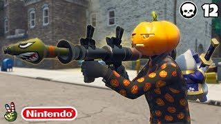 Nintendo Switch Players Favorite Gun! (Fortnite Nintendo Switch Live Stream)