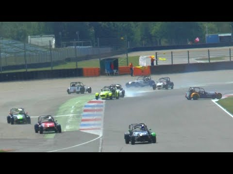 DNRT Assen Crash and Action