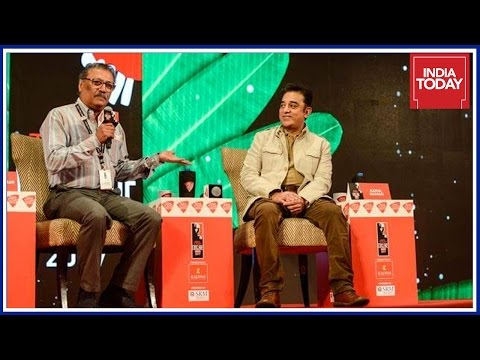 India Today Conclave South 2017: Kamal Haasan On Art, Culture & Much More