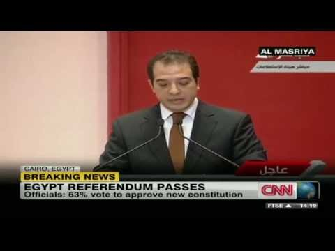 Egypt's Constitution Passes