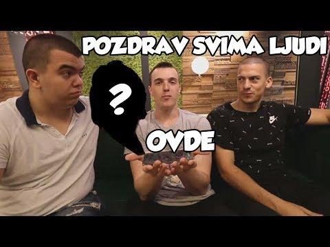 POGODI BALKANSKOG YOUTUBERA w/ BakaPrase & Delić