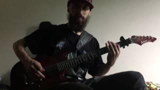 Solve Et Coagula - Mudvayne (guitar cover)