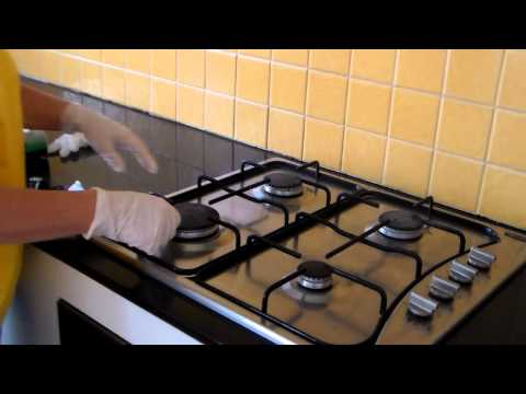 Cleaning Support Services - Training Video 1: Oven Cleaning