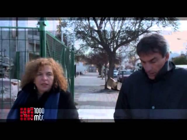 """Entrevista a la Dra. Nidia Burgos en """"1000 metros"""". 2012."""
