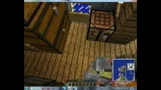 Minecraft Рецепт крафта книжных полок