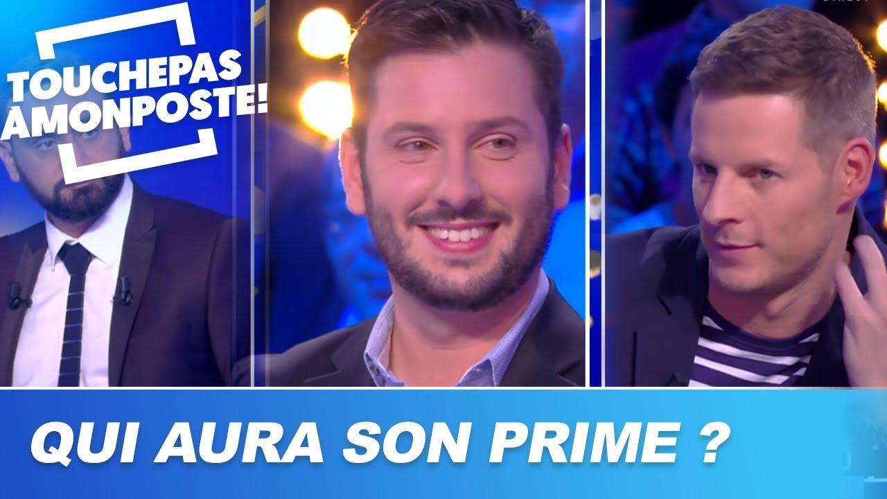 Matthieu Delormeau VS Maxime Guény : Qui aura son prime sur C8 ?