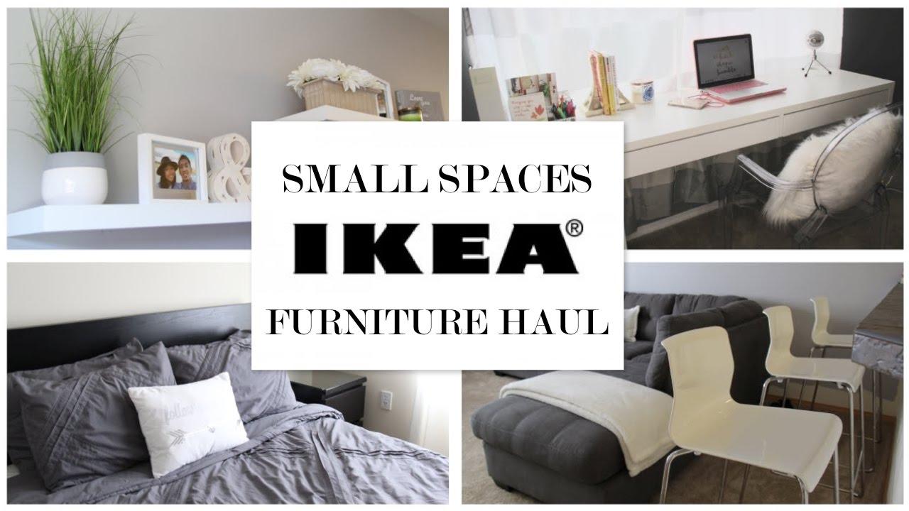 Ikea Ideas For Small Es Furniture Haul