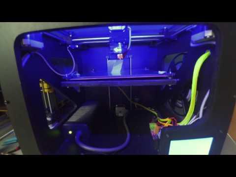 X3D XS CoreXY printing vase