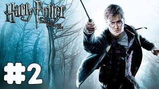 Harry Potter and the Deathly Hallows – Part 1 - Walkthrough - Part 2 - A Day To Remember (PC HD)