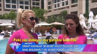 Akdeniz'in Göz Bebeği Antalya'dan Renkli Tatil Manzaraları