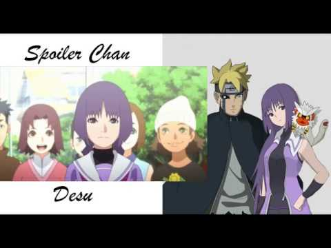 Top 5 Boruto and Sumire Moments (Season 1)