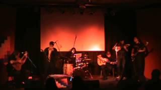 """NOCHE DE CHARANGUISTAS 2012 - Tukuta Gordillo - """"Los Mineros de Bolivia"""""""