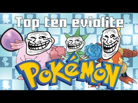 Top 10 Eviolite Pokémon