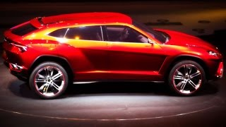 Lamborghini CEO Hopes to Produce SUV Soon
