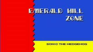 Sonic 2 Music: Emerald Hill Zone (1-player)