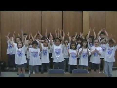 Taio Cruz - Dynamite (Cover) - Kindergarten Graduation Version - 2011 final.wmv