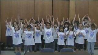 Taio Cruz - Dynamite (Cover) - Kindergarten Graduation Version - 2011 final.wmv