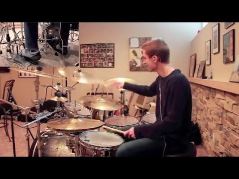 The Ghost Inside - Out Of Control Drum Cover