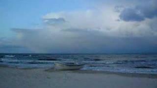 Leuchtturm Insel Oie im Norden Usedoms