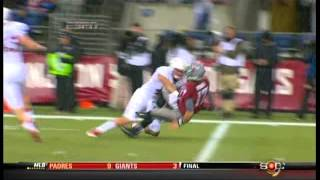 #5 Stanford vs Washington State 2013
