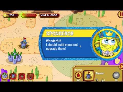 Губка Боб королевство (Nickelodeon Kingdoms)