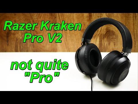 Razer Kraken Pro V2 Review | Not Quite